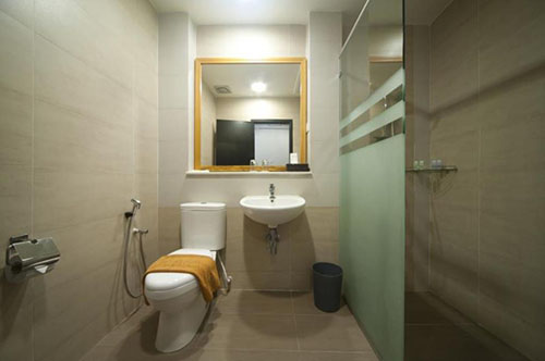 Two Bedroom Suite Bathroom