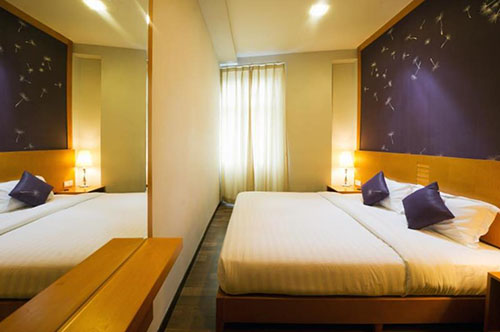 Two Bedroom Suite Room 1